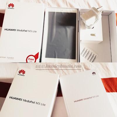 Review: Huawei Mediapad M3 Lite Terbaik & Mini Keyboard Bluetooth Keduanya Sesuai Untuk Penulis