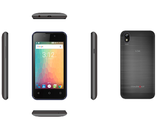Symphony V34 Feature, Specification, Price In Bangladesh