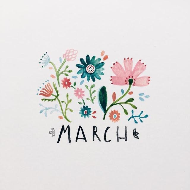Μάρτιος, ο πρώτος μήνας της άνοιξης!