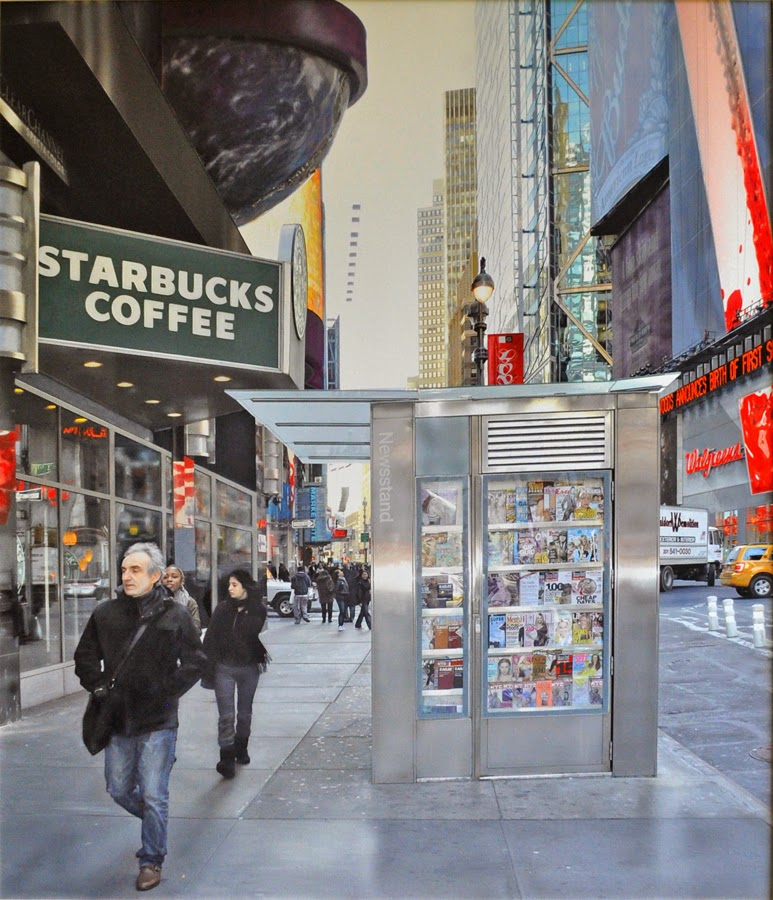 02-Walkin-New-York-Denis-Hyper-Realistic-view-of-our-World-www-designstack-co