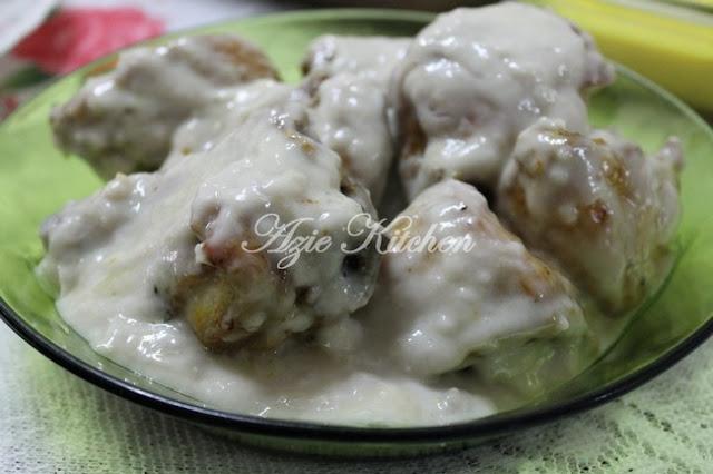 Ayam Percik Kelantan Versi Mudah