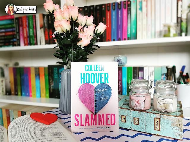 """""""Slammed"""" Colleen Hoover"""