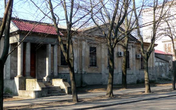 Николаев. Дом, в котором К. И. Константинов трудился над изобретением ракет