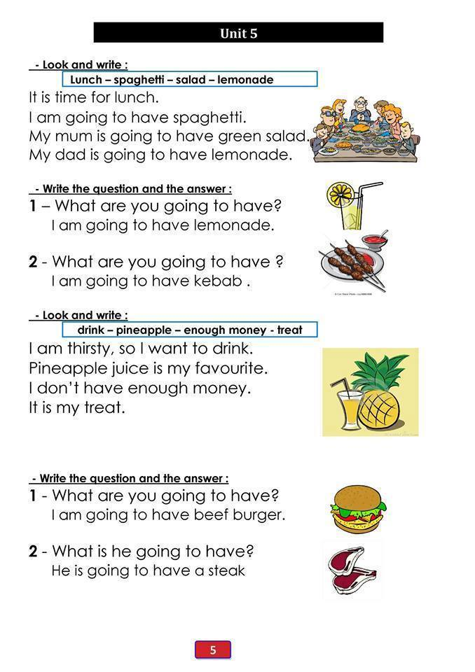بالصور .. شرح سؤال (البراجراف) للصف الرابع والخامس والسادس الابتدائى  5