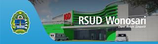 Penerimaan Pegawai Non PNS di RSUD Wonosari Tahun 2017