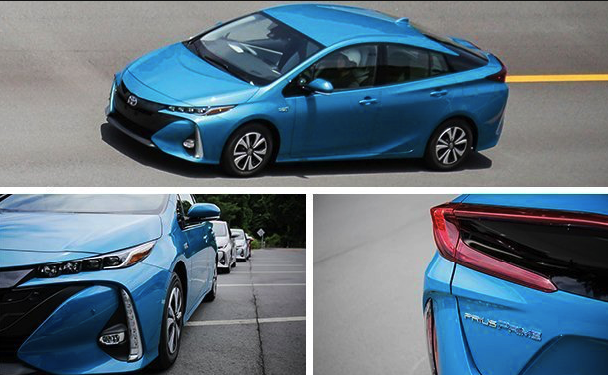 Car And Driver 2017 Toyota Prius Three Touring Review