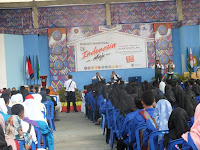 STIE Bima Gelar Dialog Nasional dengan Tema Indonesia Maju