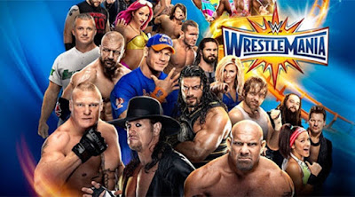 WWE WrestleMania 33 2017