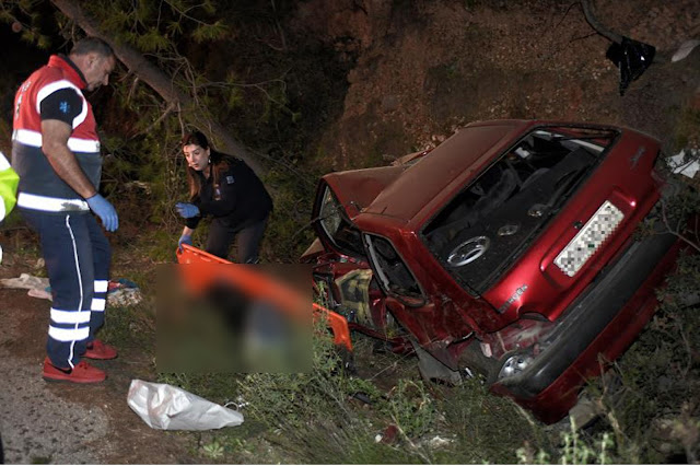 Σοβαρό τροχαίο ατύχημα με τραυματίες στην Παλαιά Ε.Ο. Κορίνθου Επιδαύρου