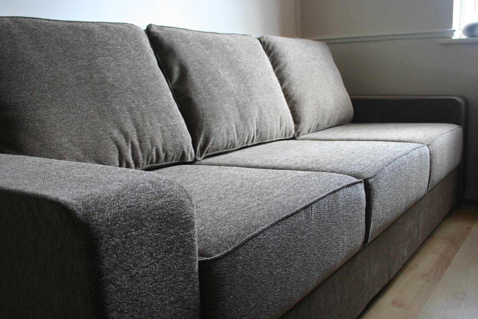sofa cushion support reviews wooden frame with cushions modular nabru review