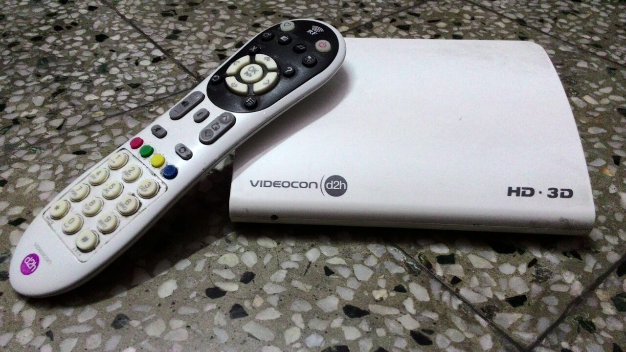 Why You Should Never Buy Videocon d2h HD [Review]