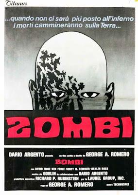 Zombi 1978 locandina