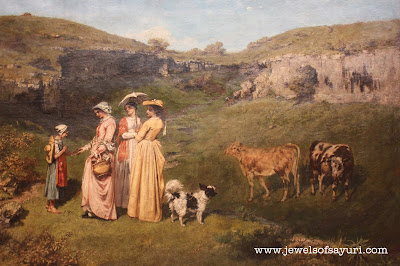 dahl countrylife painting