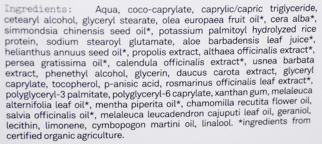 TEAM DR JOSEPH - Daily Purifying Facial Cream - ausgleichende Naturkosmetik, Mischhaut, fettige, ölige, Aktivstoffe, Gesichtscreme, nature, Hightech, Inhaltsstoffe, INCIs, Ingredients