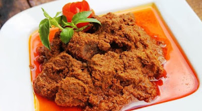 Resep Rendang Daging Sapi Khas Padang