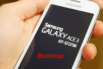 Cara Mengatasi Samsung J1 Bootloop Dengan Flash Tanpa Pc