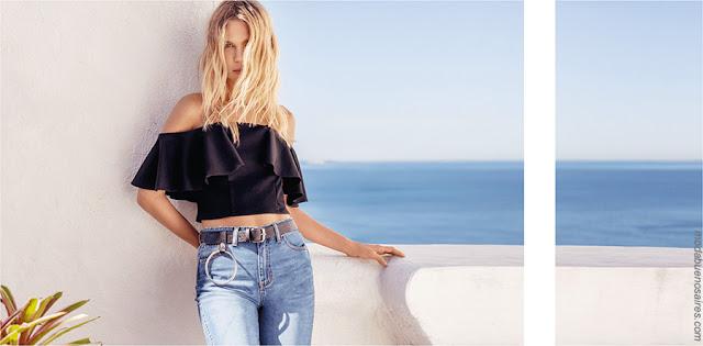 Moda primavera verano 2018 | Tendencias primavera verano 2018 ropa de mujer.