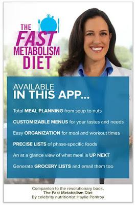 The Fast Metabolism Diet App