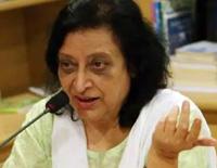 India Born Pakistani Poet Fahmida Riaz Dies at 73