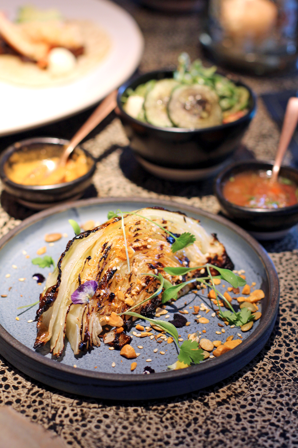 Ella Canta, Mexican food at Park Lane Intercontinental, London - UK lifestyle blog
