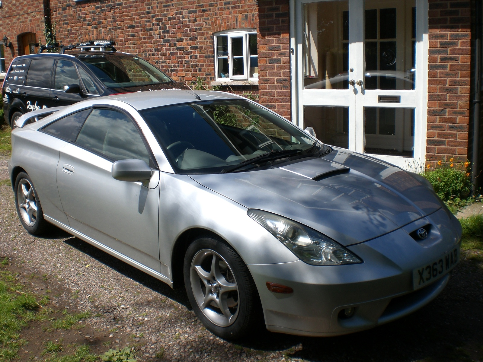 Ford Cars  Toyota Celica Gts 2001