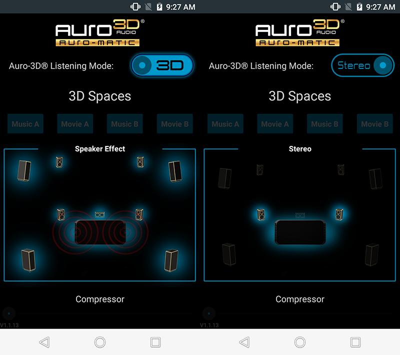 Auro 3D software
