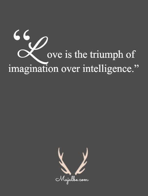 Love Is The Triumph Love Quotes