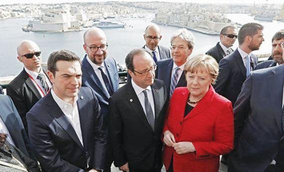 Γερμανικές ανατροπές σε Ελλάδα και Ευρώπη