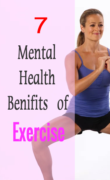 7 mental health benifits of exercise