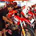 Equipe Honda Racing Brasil e o supercampeão do Rally RN 1500 Jean Azevedo esteve presente em Macau