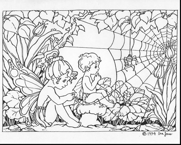 Impressive Adult Fairy Coloring Pages With Adults Coloring Pages And Coloring  Pages Adults Flowers