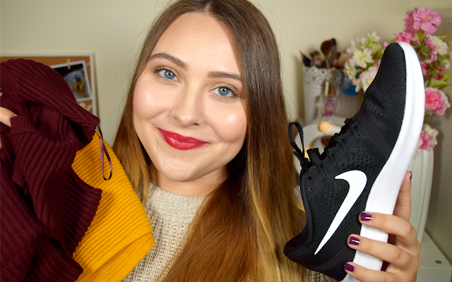 Fall Plus Size Try On Haul: Primark, H&M, Brandy Melville, Nike (September 2016)