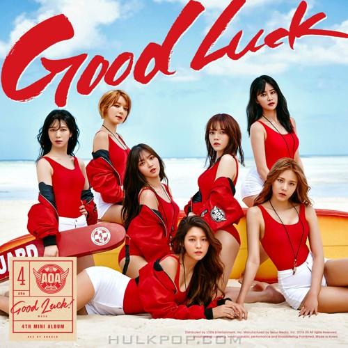 AOA – Good Luck – EP (FLAC + ITUNES PLUS AAC M4A)