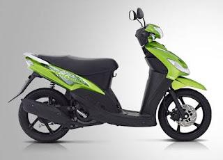Belajar Sepeda Motor Tapi Ga Bisa Sepeda. Tentu Bisa!!! (Pengalaman)!!!