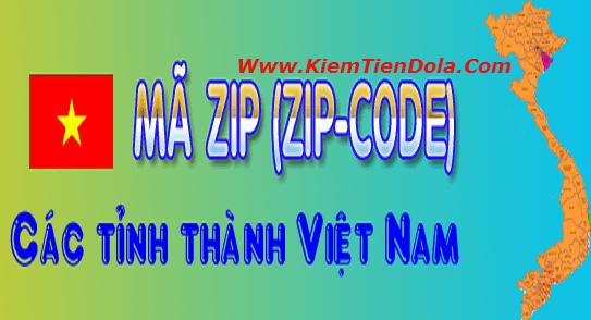 zip code viet nam