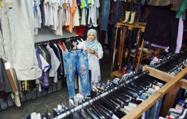 Modal Bisnes Baju Bundle Hanya RM60, Wanita Ini Kongsi Kejayaannya