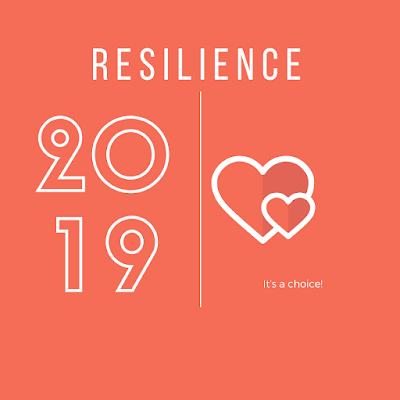 Word for 2019 Resilience