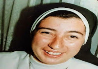 Suor Monica Loyarte, domenicana, missionaria in terra di Uganda, testimone dell'Amore di Dio che si dona fino alla morte.