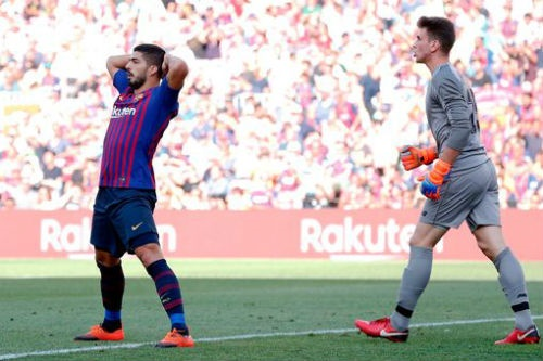 Bilbao có được chiến thắng trước Barca