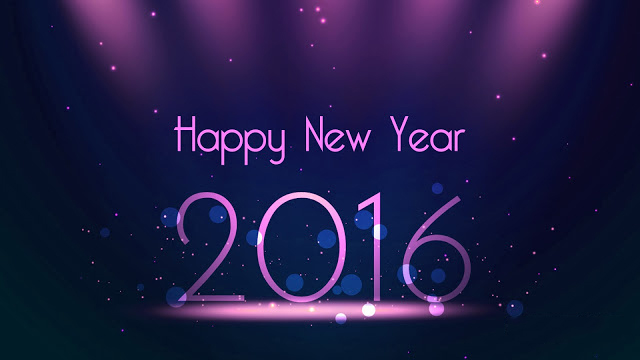 HD Happy New Year 2016 Wallpapers