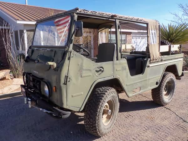 1963 Military Volvo C202 Laplander 4x4 Cars