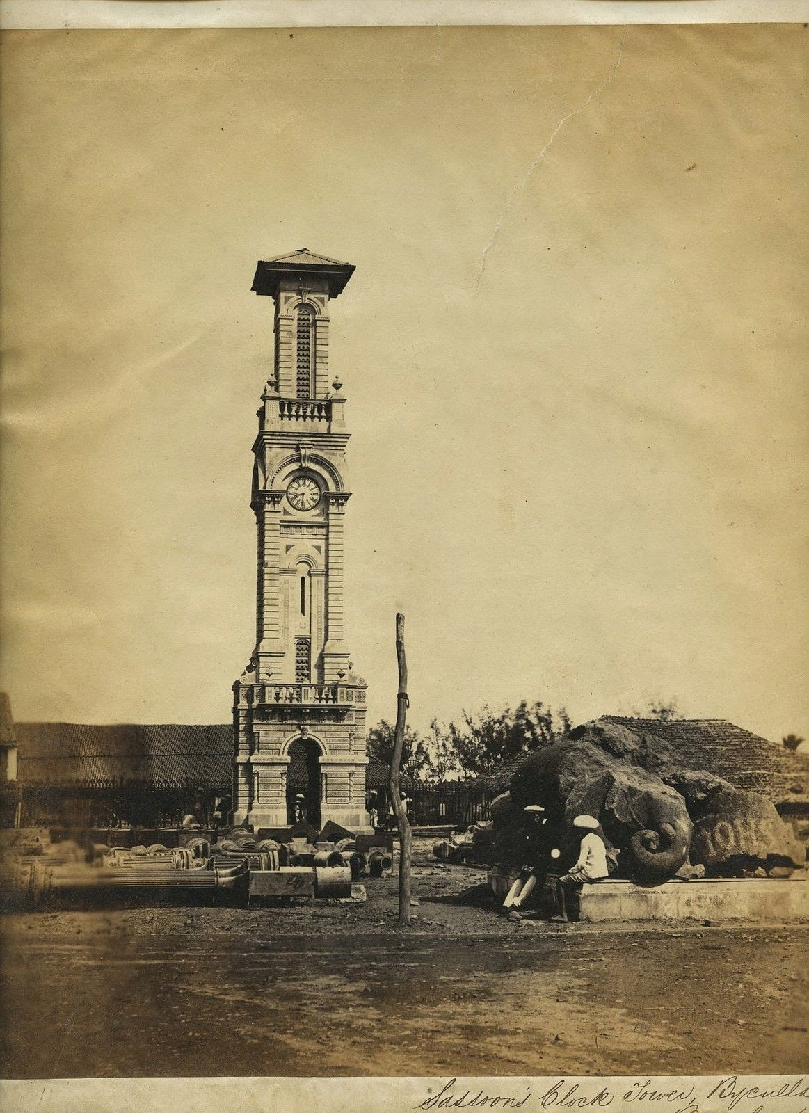 David Sassoon's Clock Tower