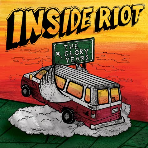 <center>Inside Riot - The Glory Years (2011)</center>