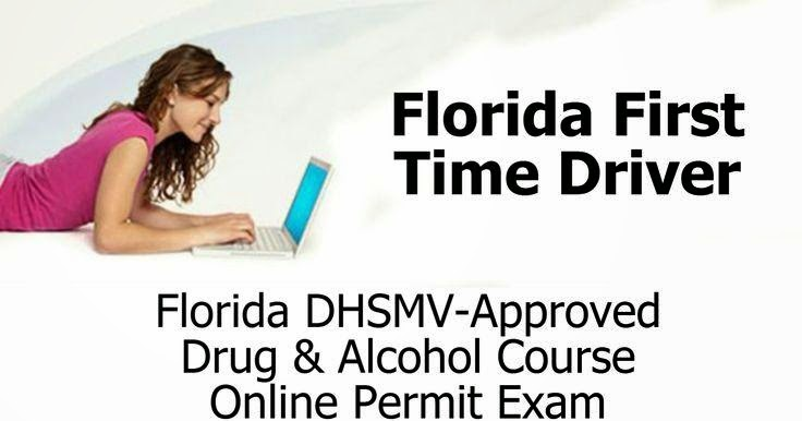 How To Get A Florida Drivers License >> Drivers Ed Course Online to earn Your Learner's Permit or Driver's License!: Florida 4 hour Drug ...