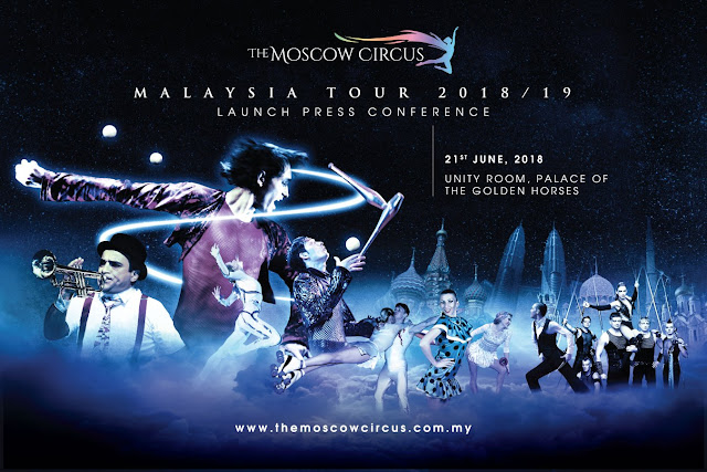 Bamboo Pinwheel,  The Dubynin Duo, The Moscow Circus of Malaysia 2018/19, Moscow Circus, Moscow Circus in Malaysia, Moscow Circus Malaysia Launch