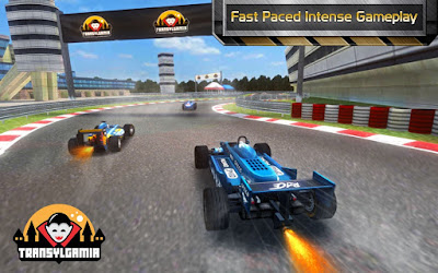King of Speed 3D auto Racing Unlimited Coins