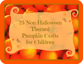 25 Non-Halloween Themed Pumpkin Crafts