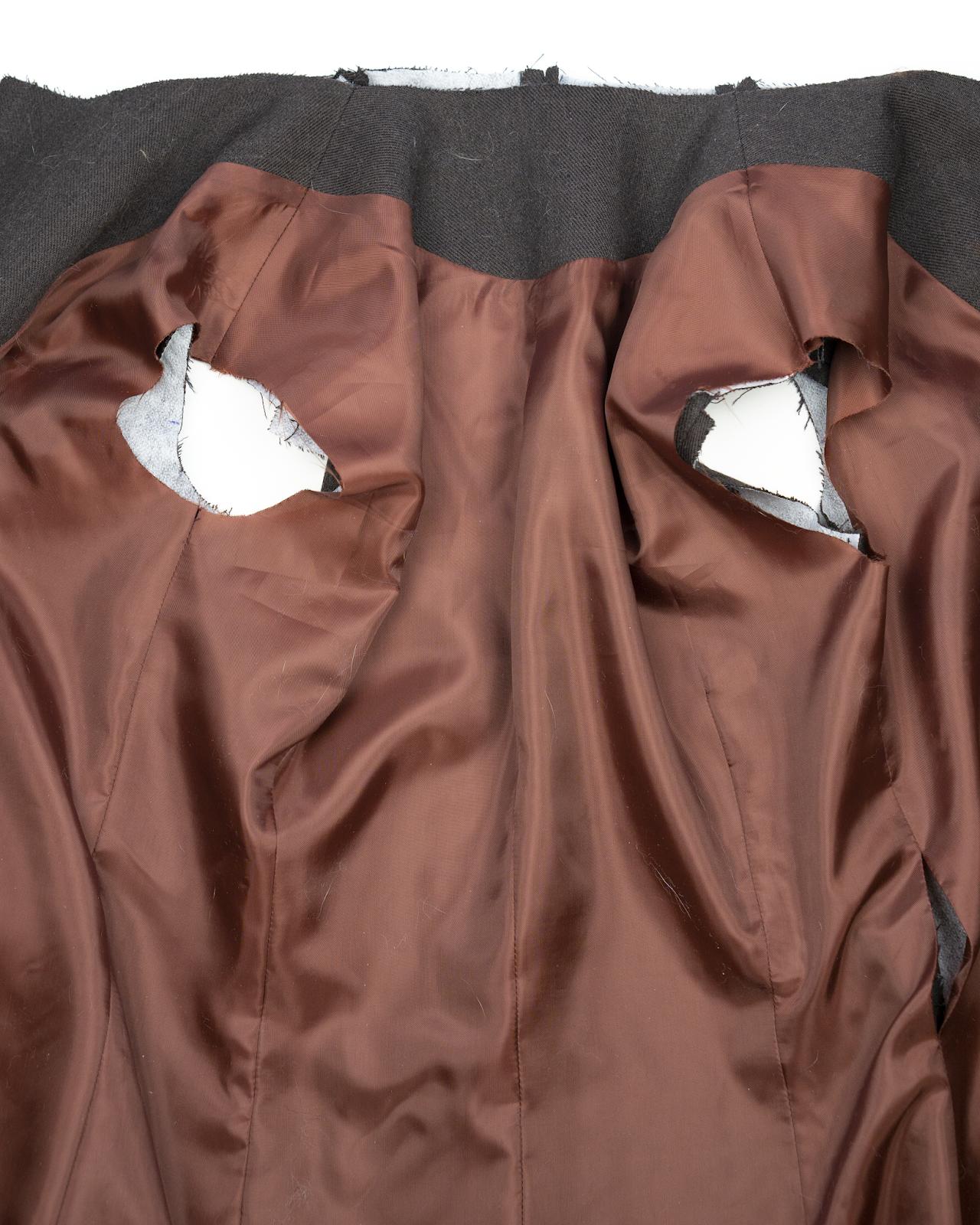 Я шью: Классический двубортный жакет из шерсти