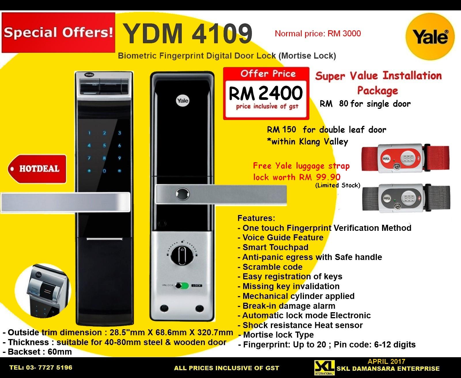 ydm in biometric doors en lock locks web yale products co fingerprint digital door