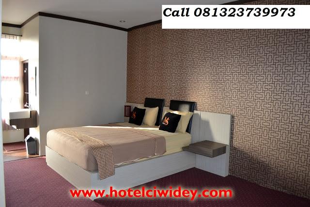 Booking hotel di area wisata kawah putih dari garut